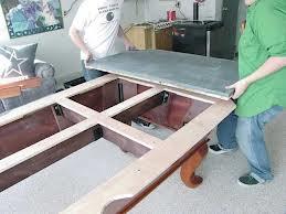 Pool table moves in Alexandria Virginia