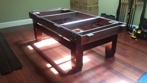 Correctly performing pool table installations, Alexandria Virginia