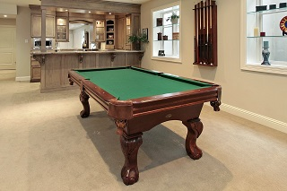 Pool Table Room Size Recommended Room Dimensions