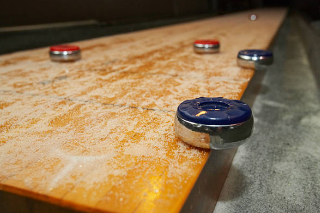 SOLO® Shuffleboard Movers Alexandria, Virginia.