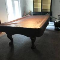 Large Pool Table Brunswick