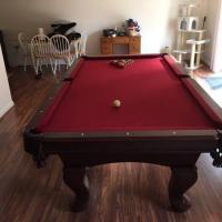 Elayna 8' Pool Table