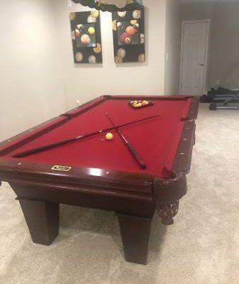 Vonderhaar Signature Series Slate Pool Table for Sale