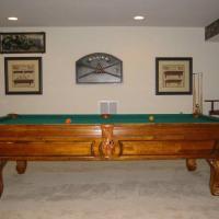 9' Playmaster Pool Table