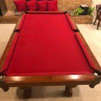 Brunswick 8' ft Pool Table