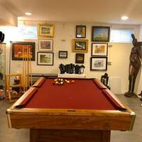 Brunswick 8' Used Pool Table