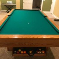 Olhausen 9 foot Pool Table