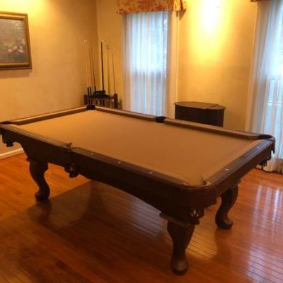 Olhausen Pool Table, 8ft