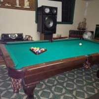 King Slate Pool Table
