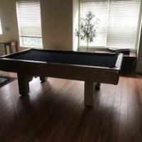 Beautiful, American Heritage Pool Table
