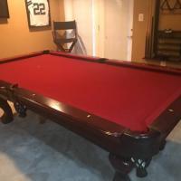 8ft Standard Pool Table