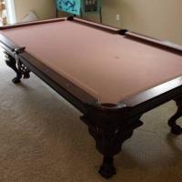 Pool Table 8ft. Peter Vitalie Co.