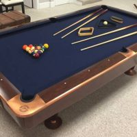 Gold Crown IV Pool Table