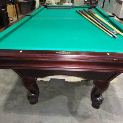 """Brunswick"" Pool Table"