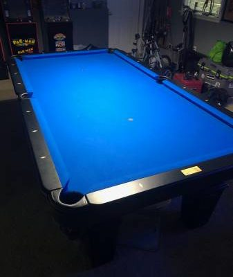 Imperial Billards Table Slate