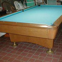 Diamond Pool Table Oak Pro Model Tournament Table