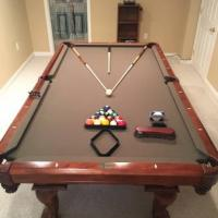 Legacy Megan 8 Pool Table