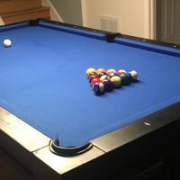 Presidential Billiards Madison Pool Table
