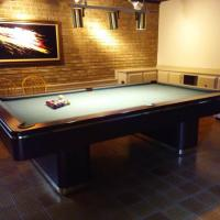 Championship Size Pool Table